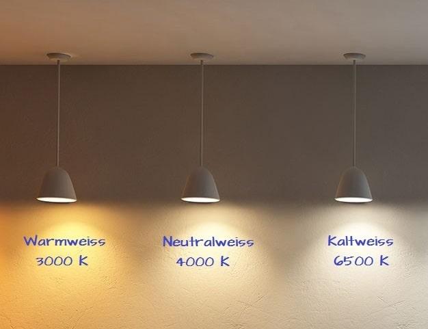 welche lampen kann man dimmen