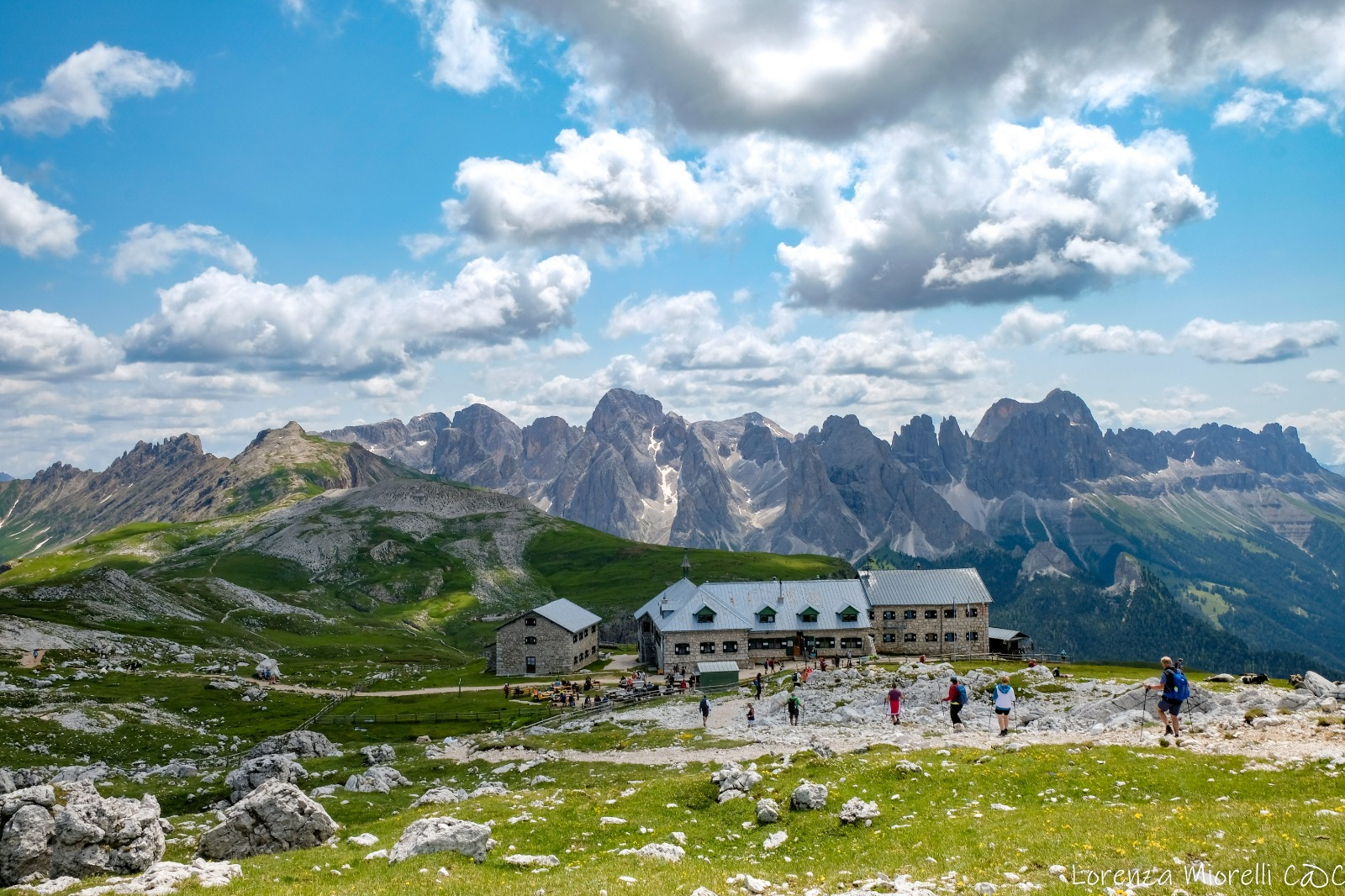 Rifugio Bolzano - Alpe di Siusi