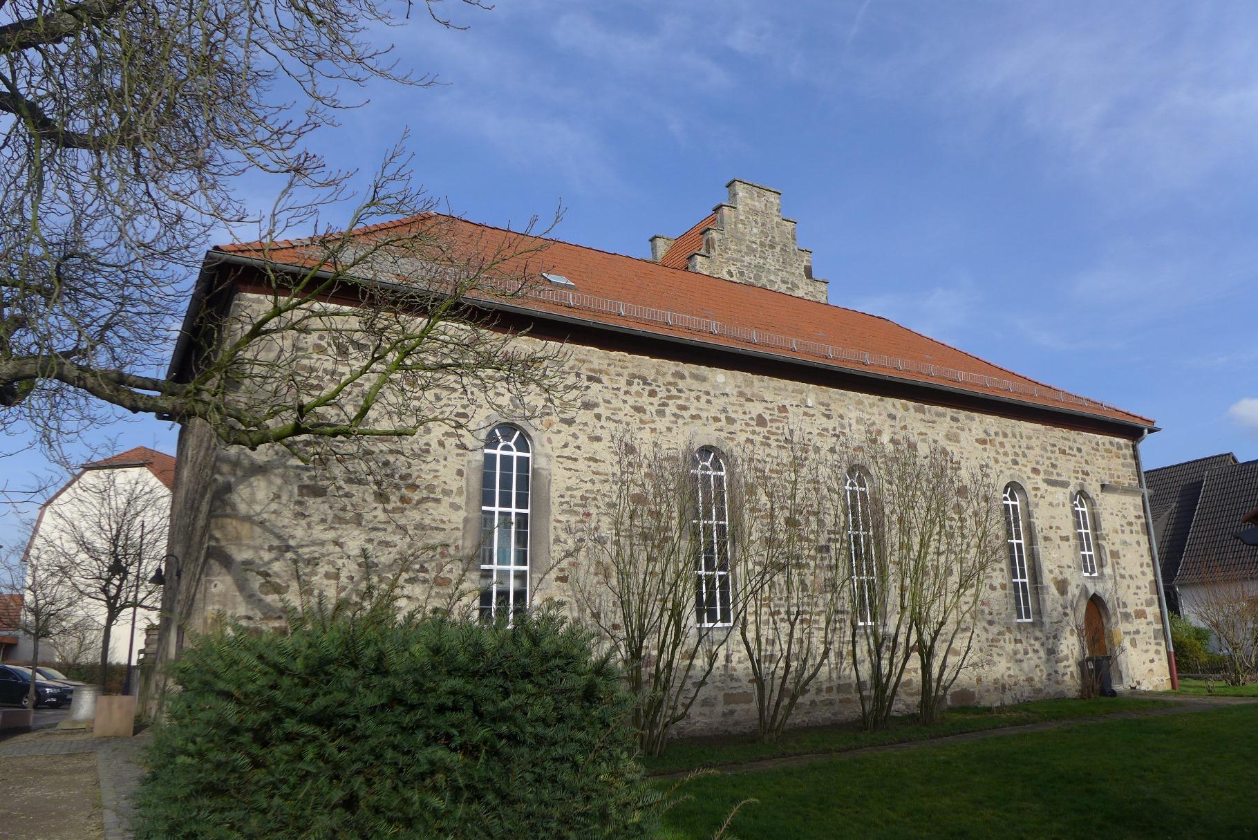 Kirche Frommershausen