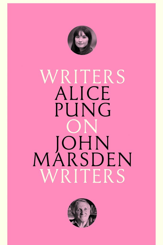 Alice Pung on John Marsden 2017