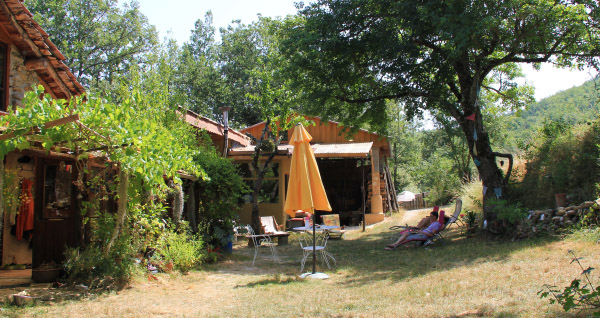 Viveka Yoga centre South France