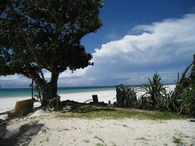 Beach Mzuri Beach House