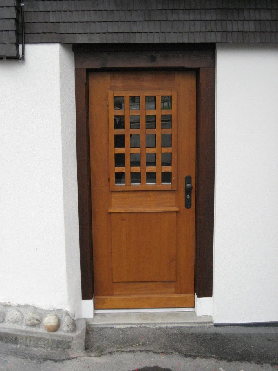 Kellertüre