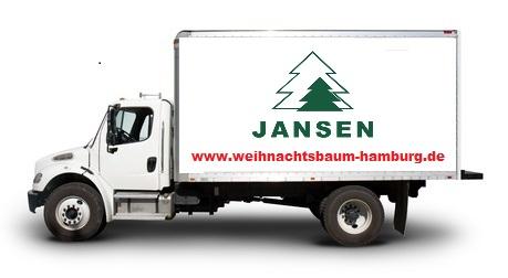 Tannenbaum liefern lassen hamburg