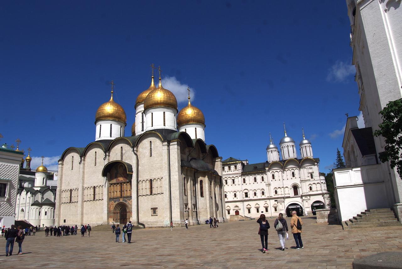 La Cathédrale de la Dormition