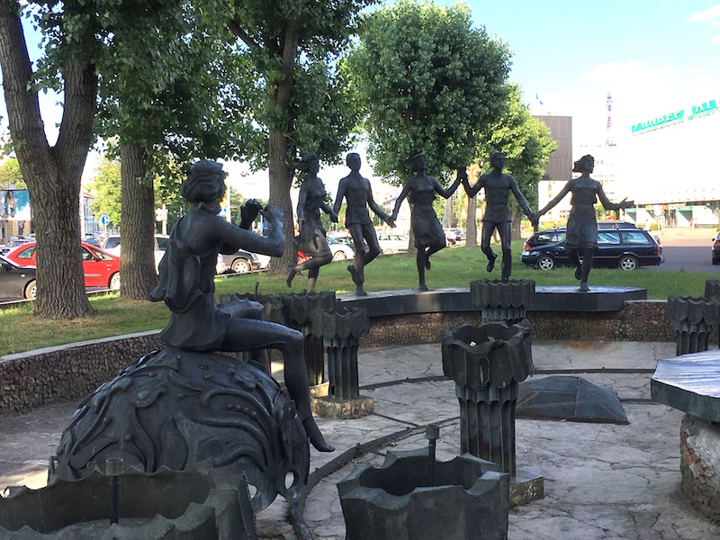 La jeunesse à la conquête du monde - Brest