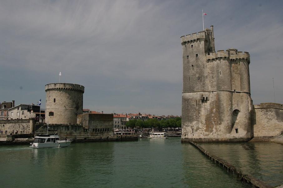 Les célèbres tours