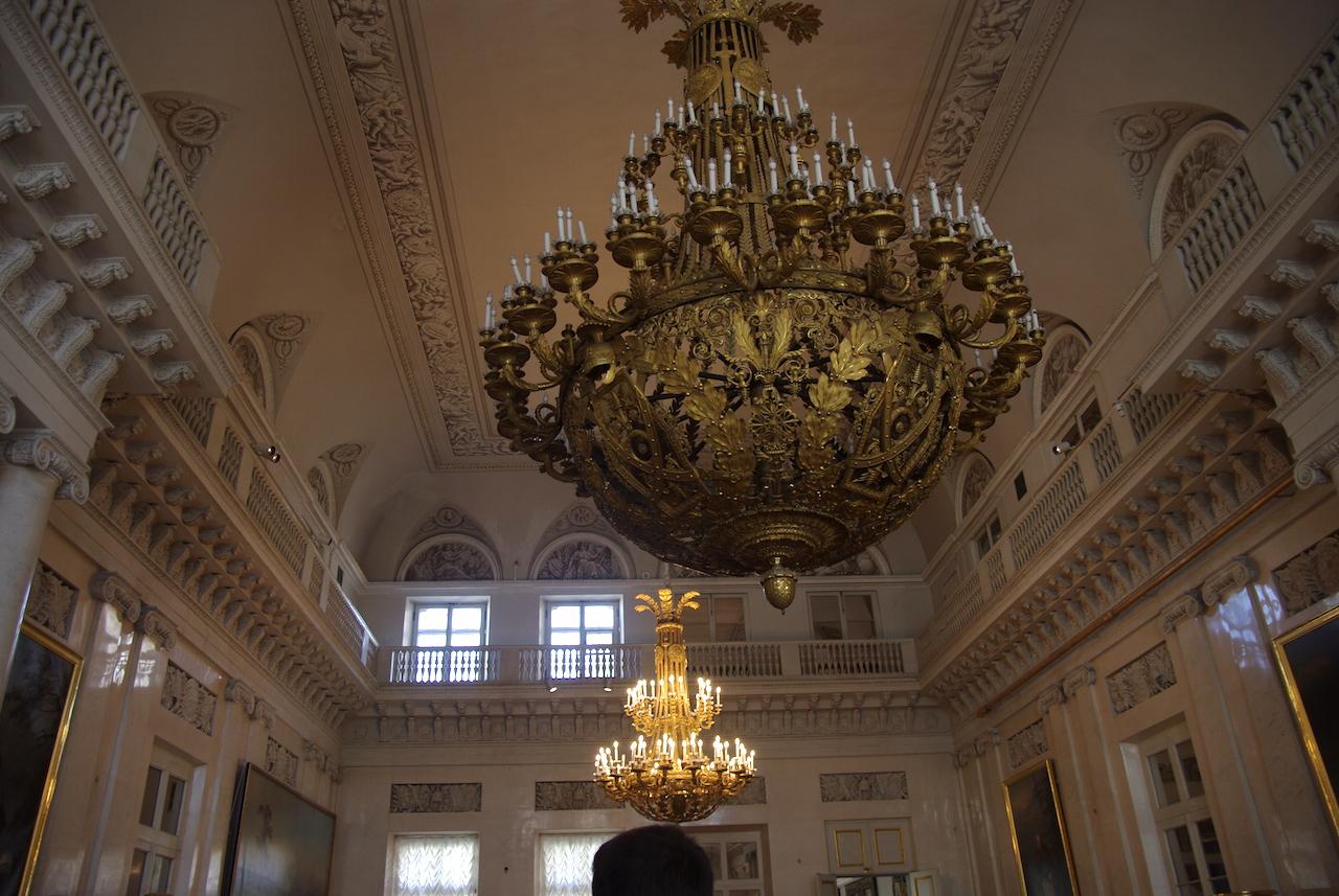 Une des magnifiques salles