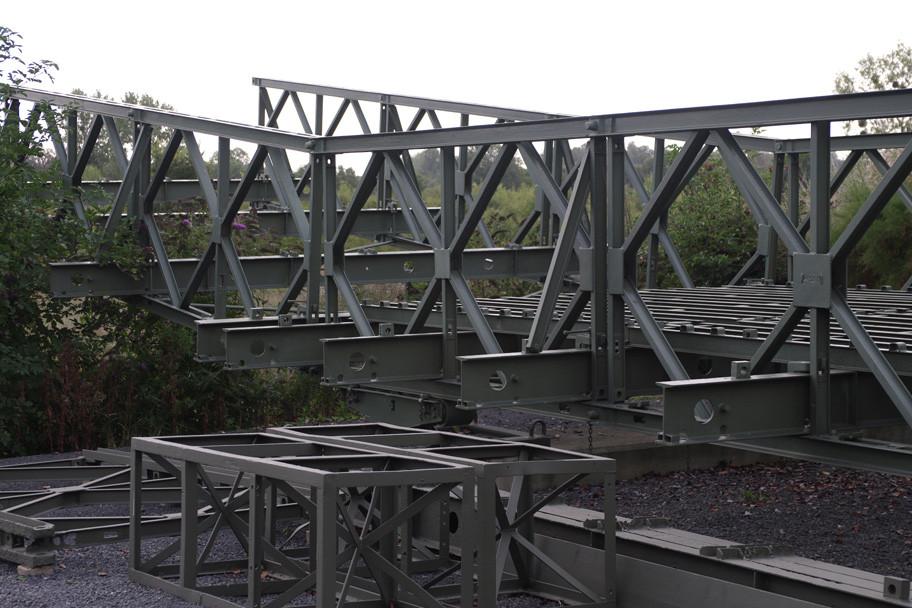 2léments du pont Bailey