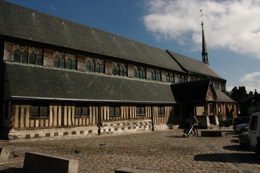 L'eglise Sainte Catherine