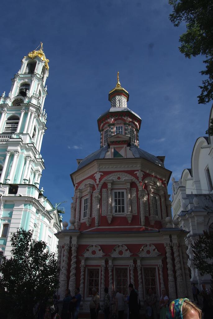 La chapelle du Puits de Serge