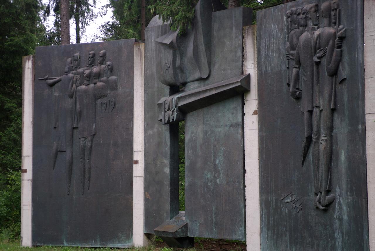 """A la gloire des Komsomols, les """"jeunesses communistes"""""""