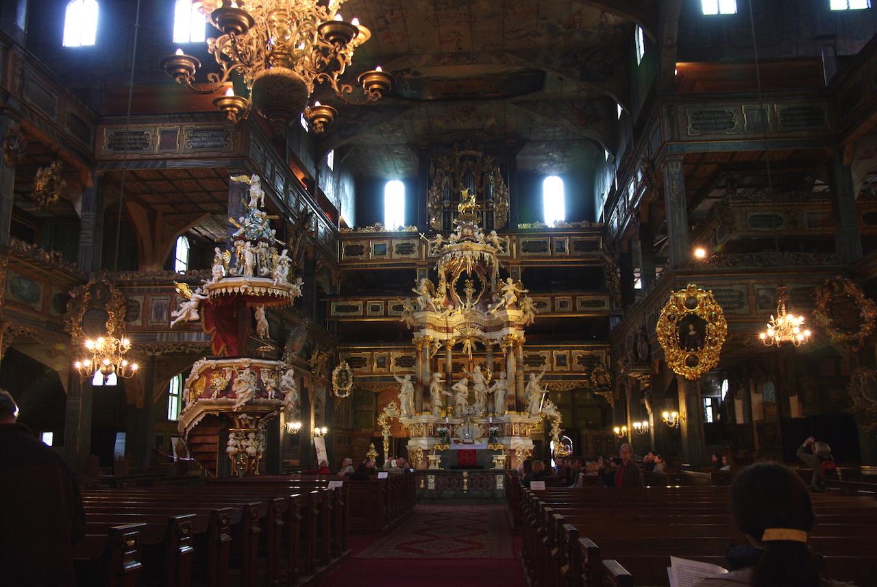 La chaire et l'autel
