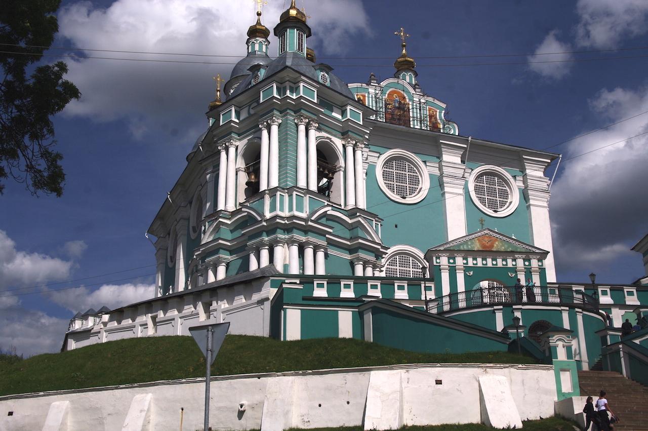 La cathédrale de la Vierge de la Dormition
