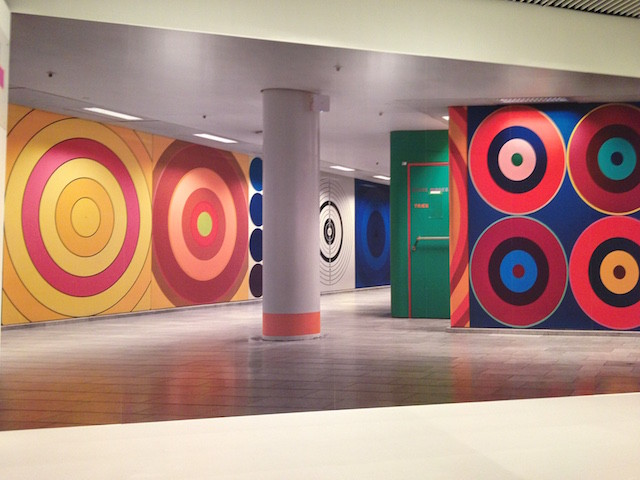 Expo Formen, Farven, Fladen