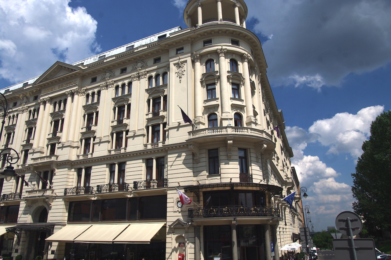 L'Hôtel Bristol