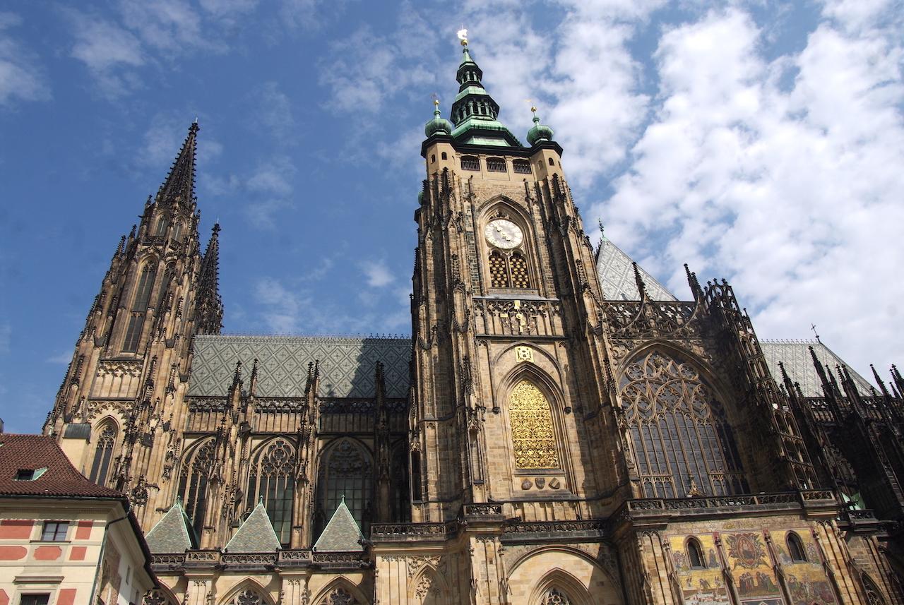 La cathédrale Saint Guy