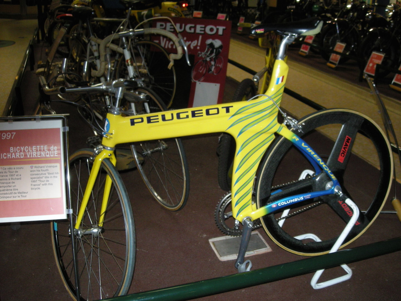 20 ans plus tard, le vélo de Richard Virenque