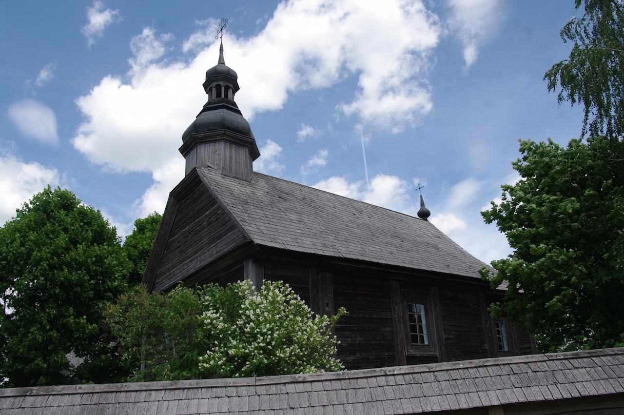 L'église en bois