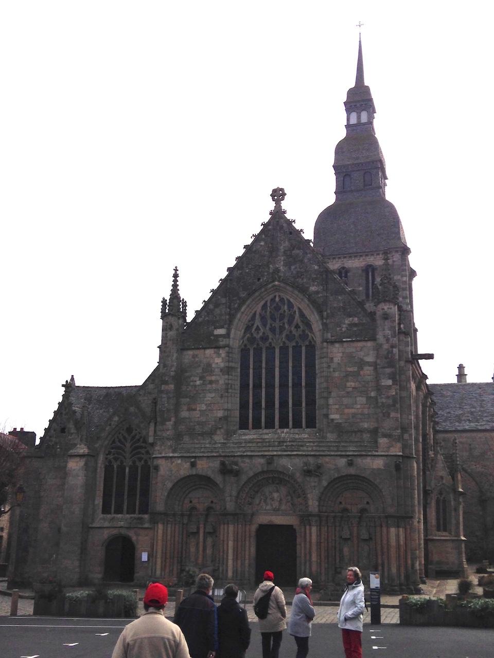 Basilique Saint Sauveur.