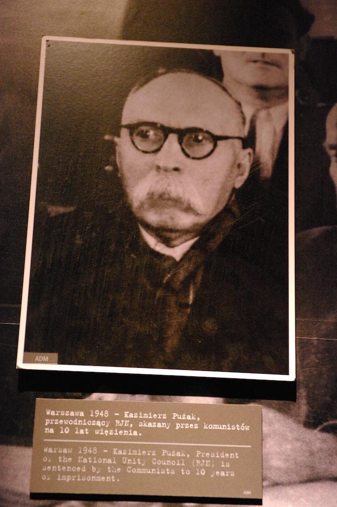 Un ancien résistant condamné à 10 ans de prison par les soviétiques.