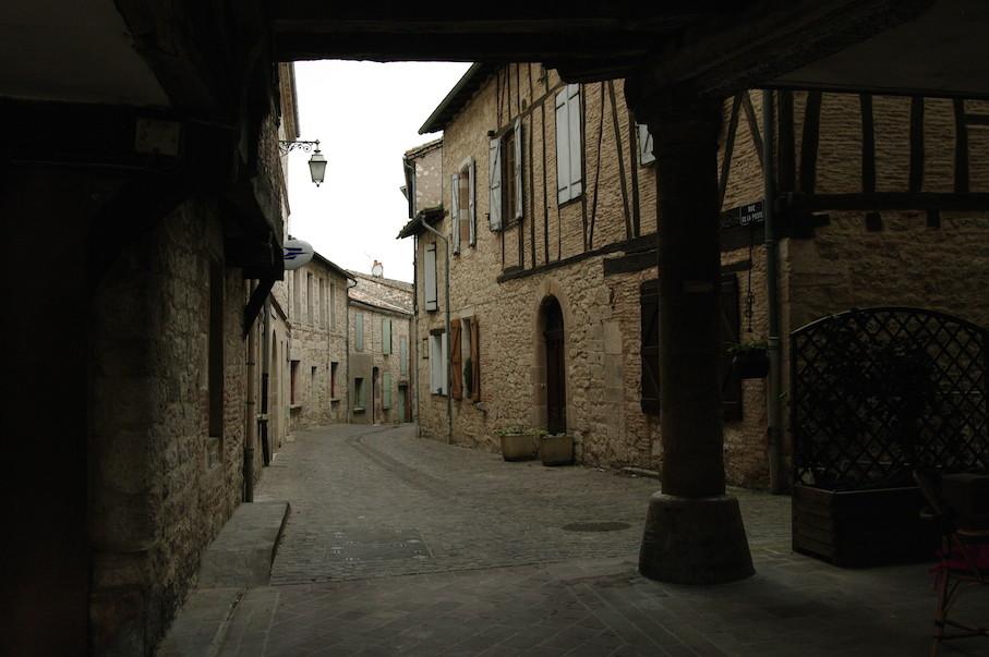 Une rue typique