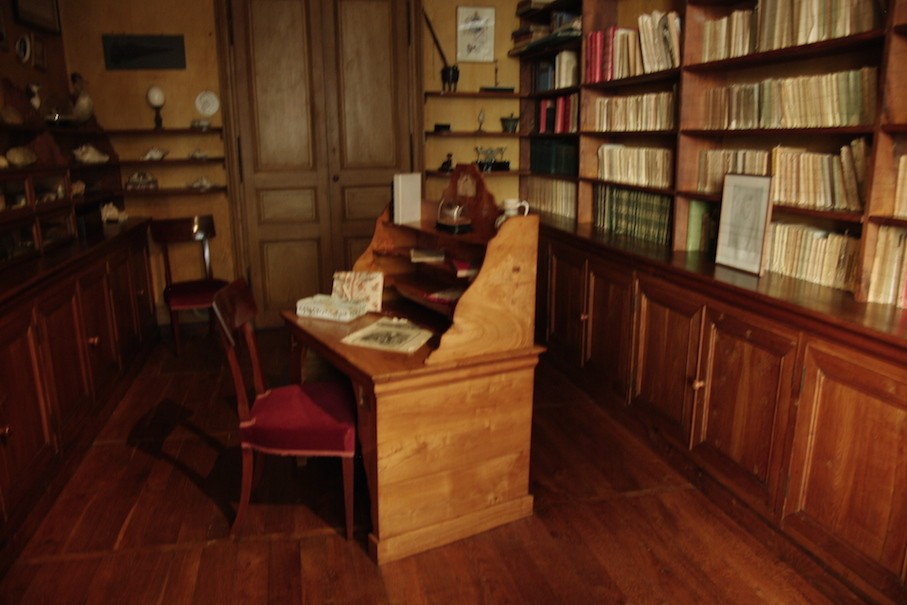 Cabinet de travail.