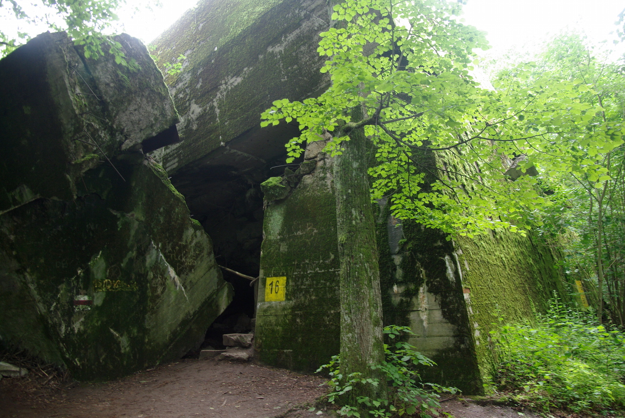Bunker d'Herman Gôring