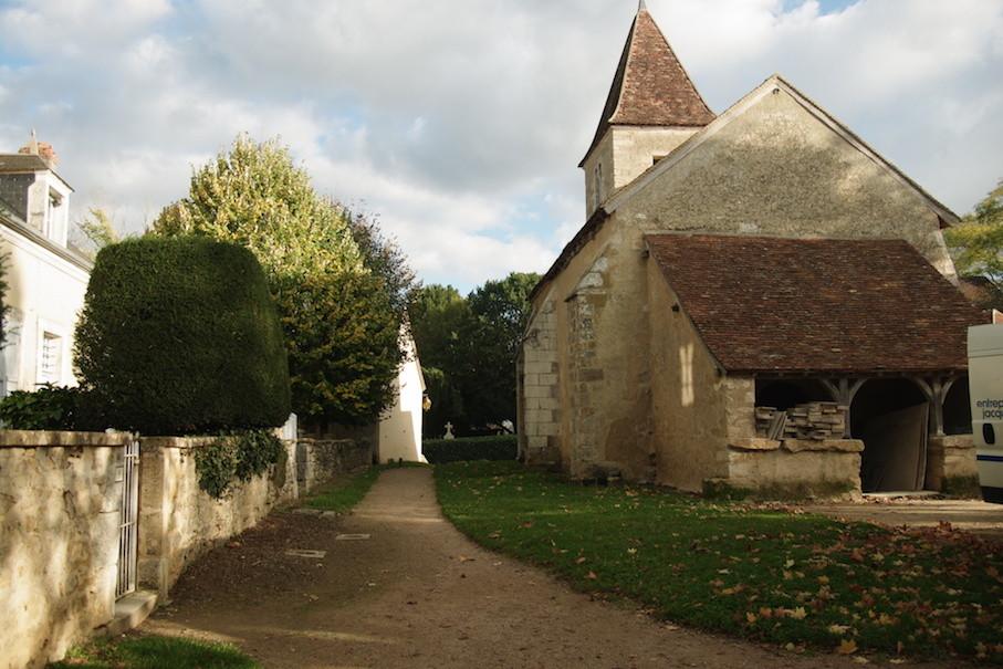 L'Eglise Notre Dame.