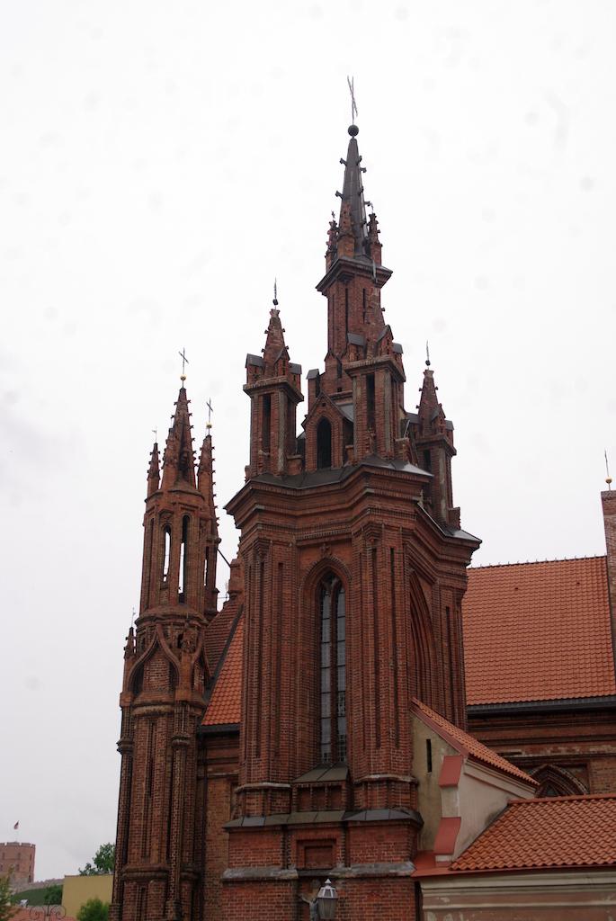 Le clocher de Sainte Anne