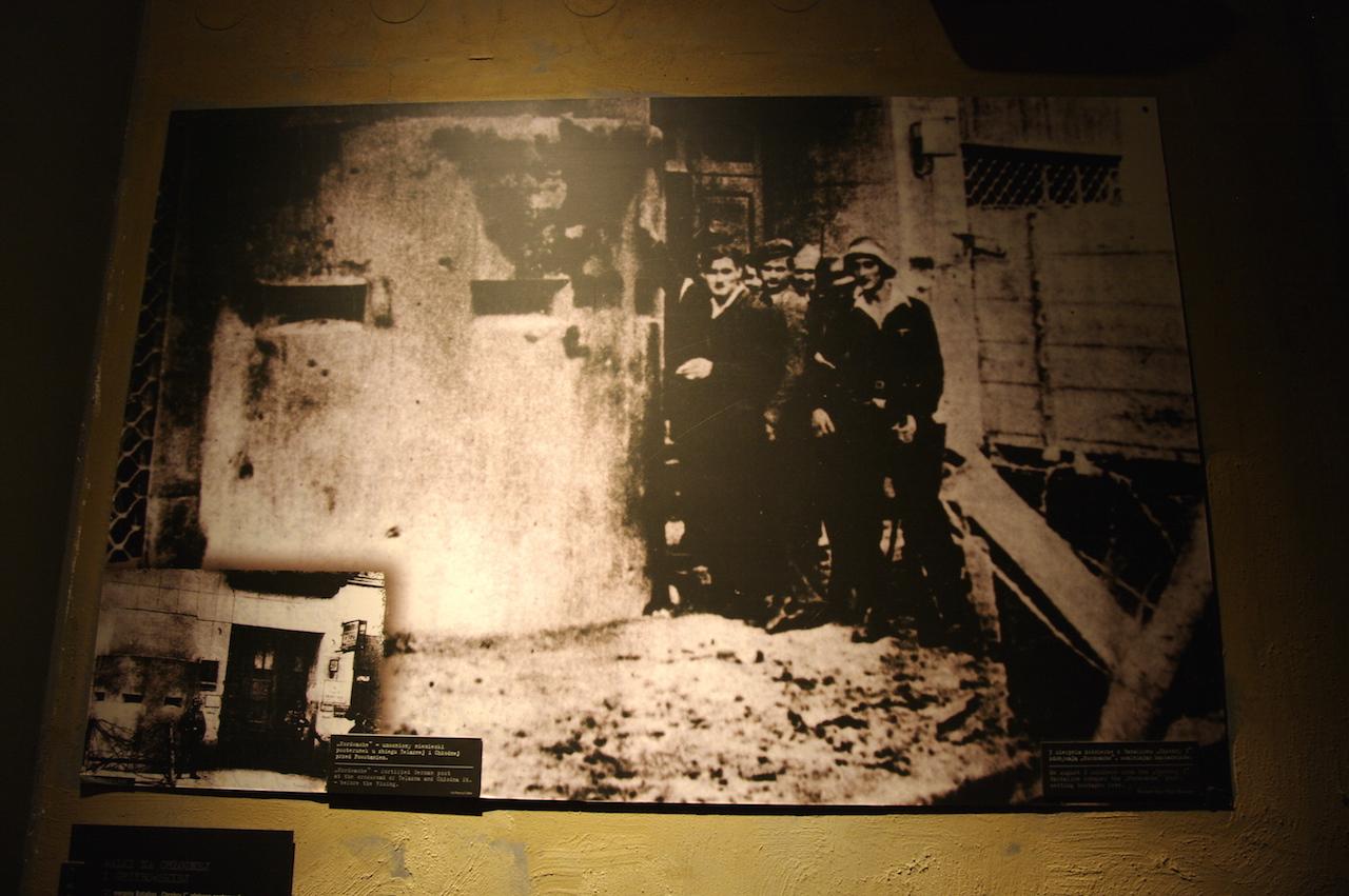 Photo de la casemate