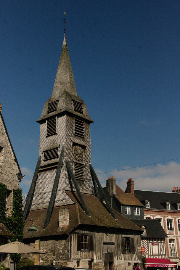 Clocher de l'Eglise Sainte Catherine