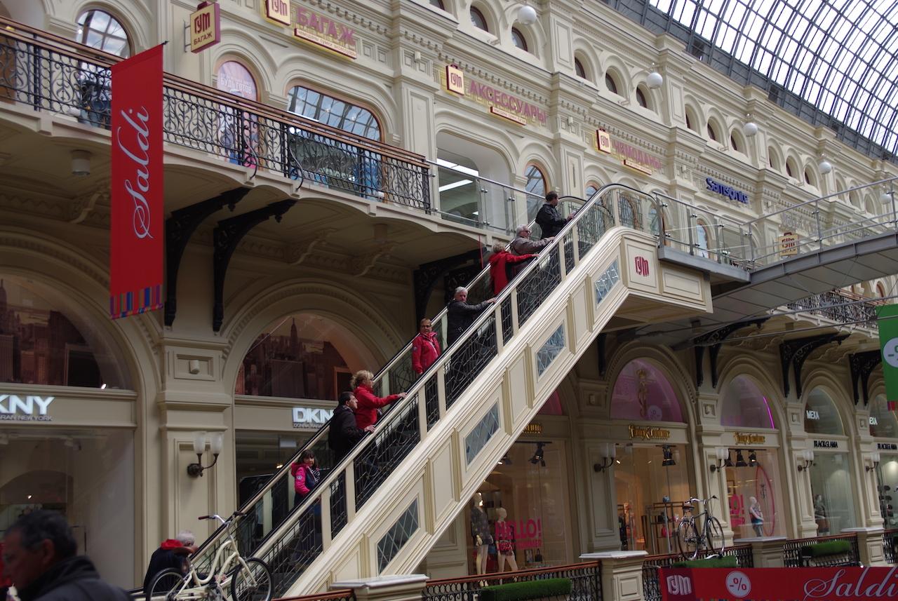 Escaliers : mécaniques ou non.