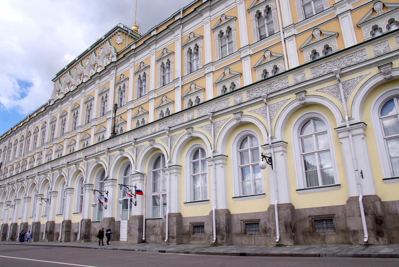 Le Grand Palais du Kremlin