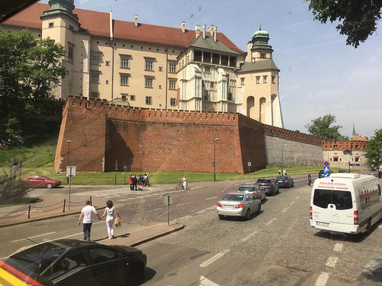 Le château de Wawel