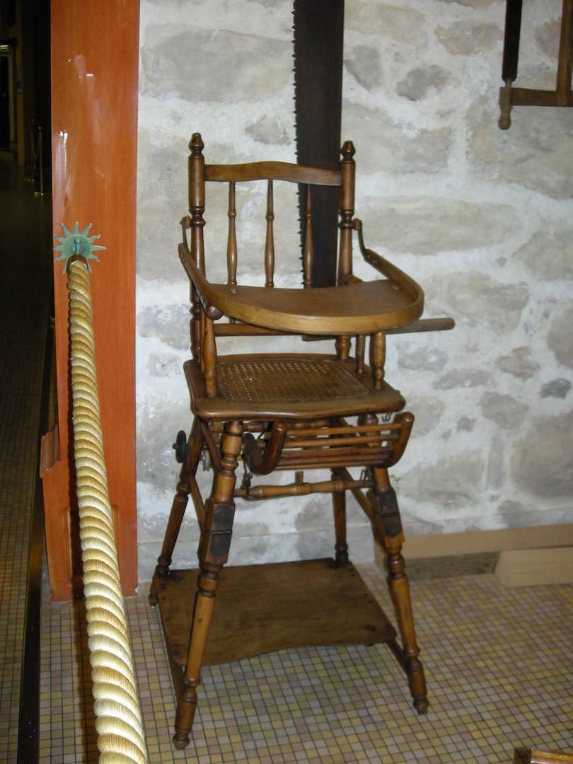 Peugeot et les chaises pour bébé