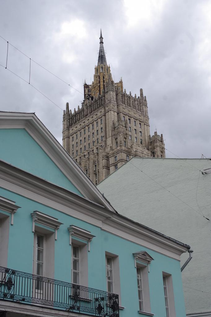 On la voit de tout Moscou.