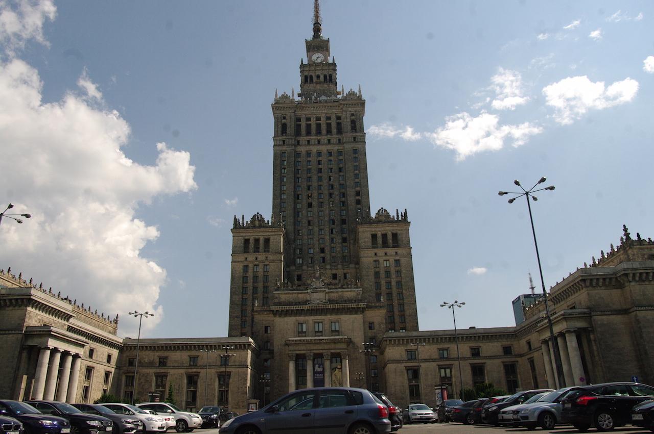 L' architecture stalinienne ...
