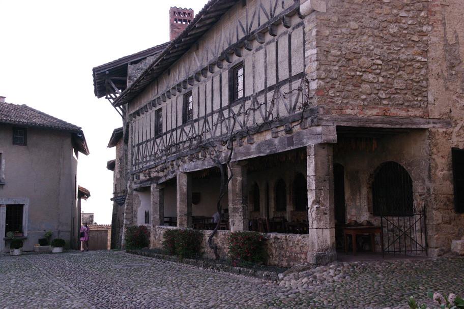 Maisons bien restaurées