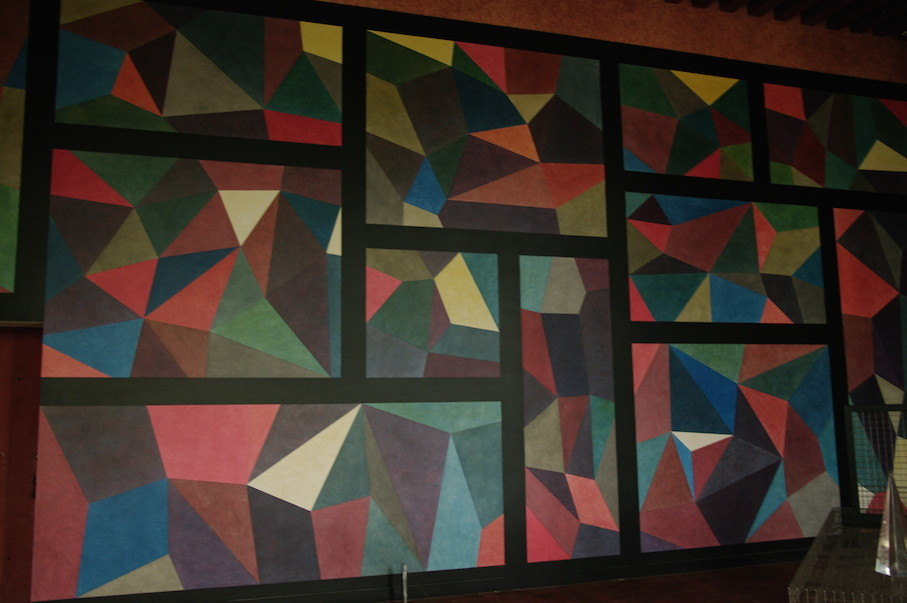 Wall Drawing de Sol Lewitt