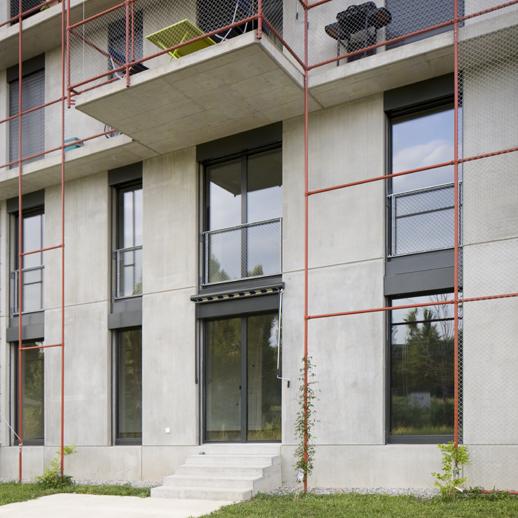 Architekturfotografie Zwicky Areal Schneider Studer Primas Architekten