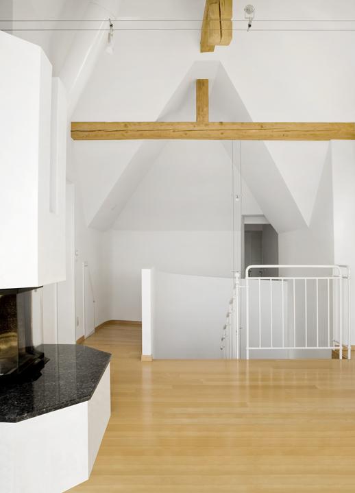 Haus Zürichberg Architekturreportage für Immobiliendokumentation