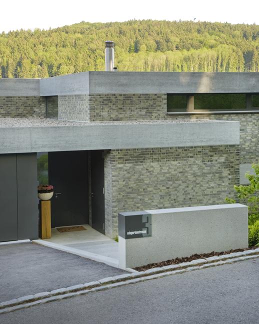 EFH Madetswil Werkteam Architekten