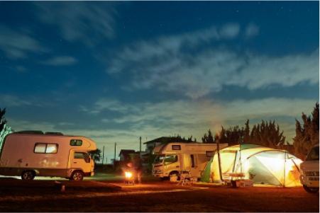 ナイトキャンプのイメージ
