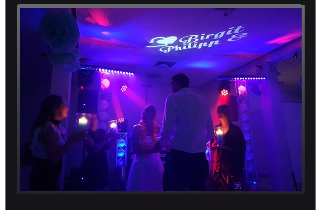 Hochzeitsfeier, Bootshaus Oberkassel