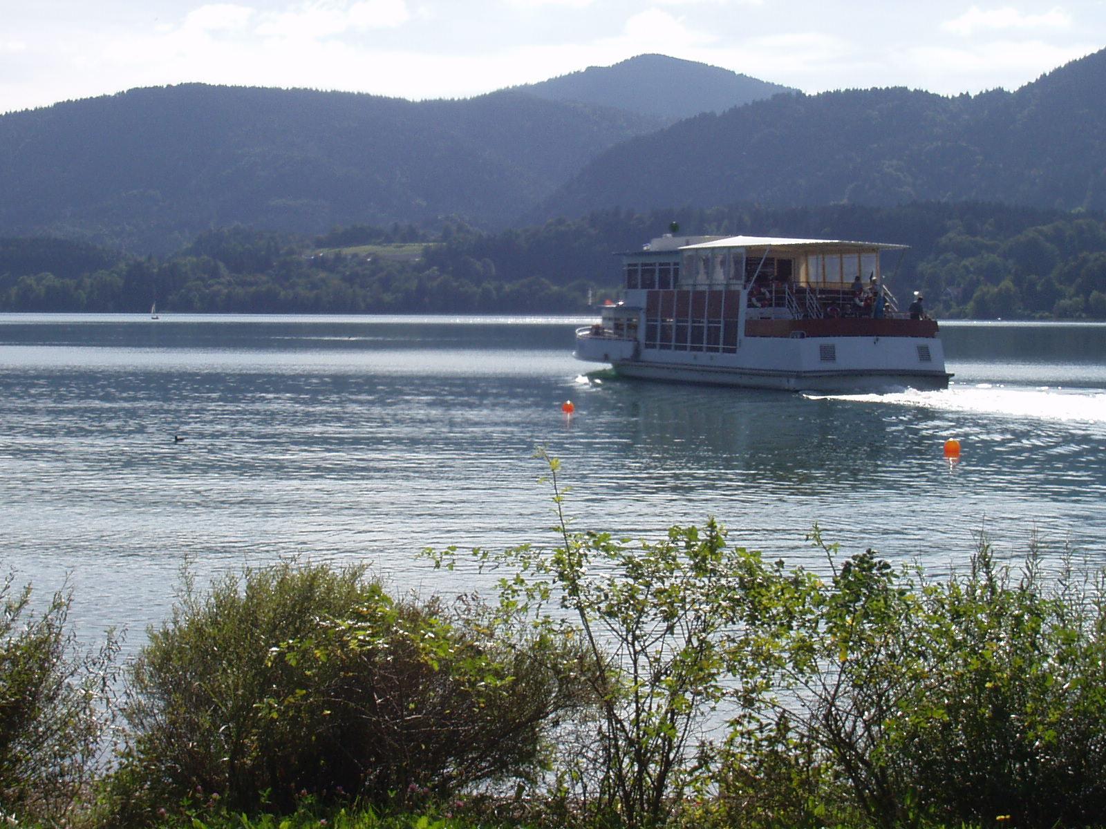 Greinhof Birkenstein - Schifffahrt am Tegernsee