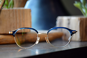 BJ CLASSIC×NIKON_20191030_01 ◎レンズ:NIKON/LOHAS7 1.60 薄型遠近両用レンズ