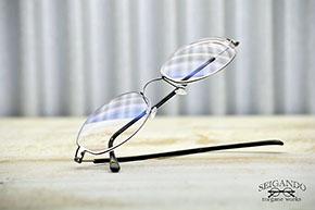 ◎フレーム:LINDBERG/Kella ◎レンズ:Ito Lens/NETSPEC 160