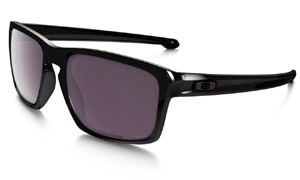 OO9269-05 sliver polished black prizm daily polarized