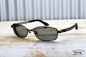 ◎フレーム:ZEAL OPTICS/Feiz Alt  ◎レンズ:TALEX/TRUEVIEW